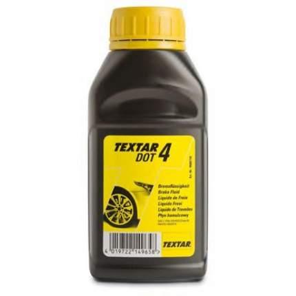 Тормозная жидкость dot4  1l Textar арт. 95002200