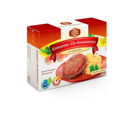 Котлета Добрые Съести По-домашнему со спагетти 300 г