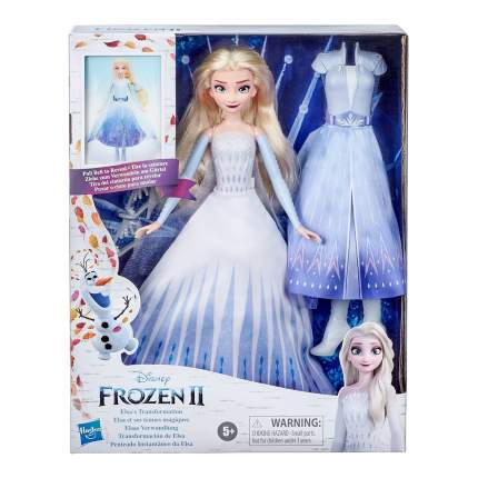 Кукла Эльза Холодное сердце Королевский наряд