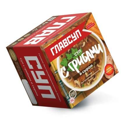 Суп Главсуп с грибами и сыром 250 г
