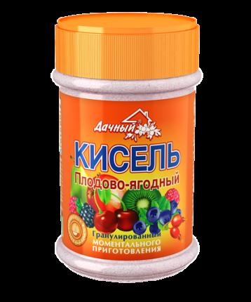 Кисель Дачный плодово-ягодный 375 г