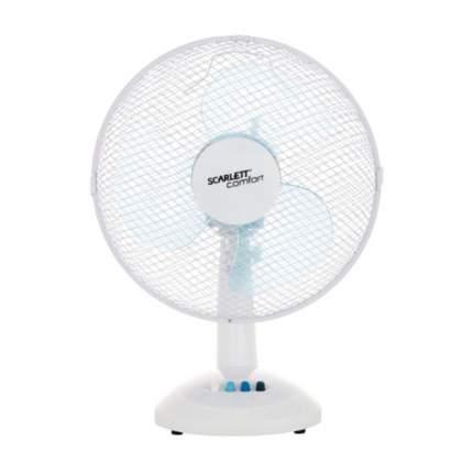 Вентилятор настольный Scarlett SC-DF111S07 White