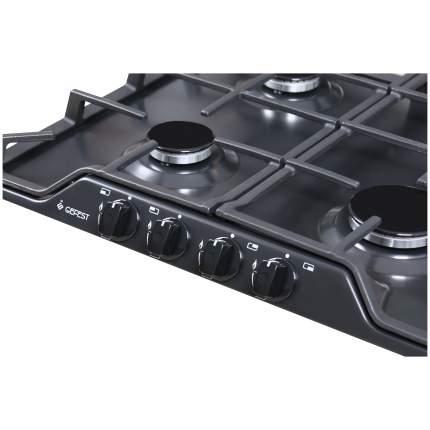 Встраиваемая варочная панель газовая GEFEST ПВГ 1212 К2 Black