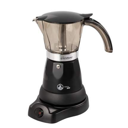 Гейзерная кофеварка Endever Costa-1020 Black