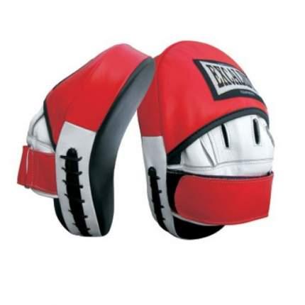 Лапы боксерские Excalibur 820 PU,