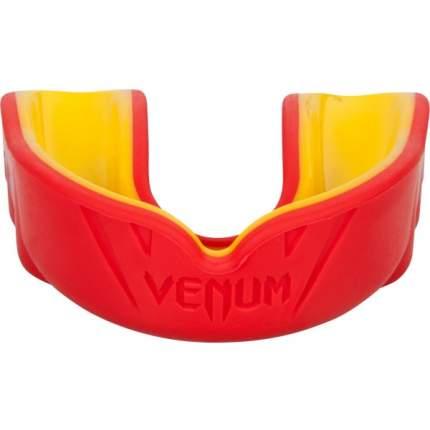 Капа Venum Challenger, red/yellow, One Size