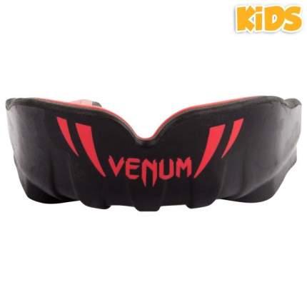 Капа Venum Challenger, black/red, One Size