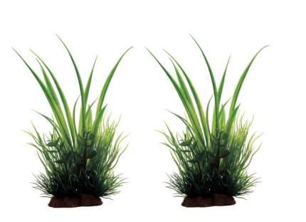 Искусственное растение ArtUniq, Acorus mix 20 12x10x20см 2шт