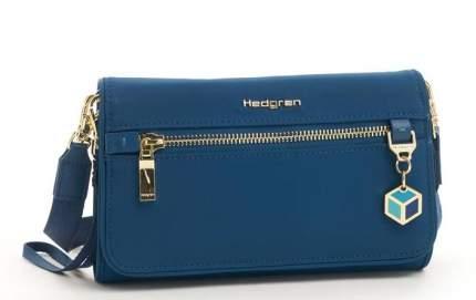 Сумка кросс-боди женская Hedgren HCHM06 синяя