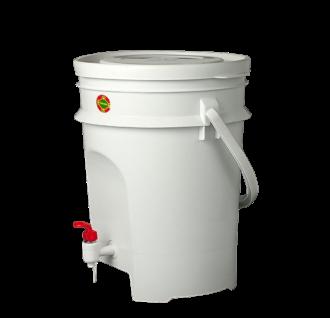 Компостер садовый Баск-Пластик 10297 Эм-контейнер для ферментации 15 л
