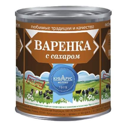 Сгущенное вареное молоко Кубарус 8,5% СЗМЖ 380 г