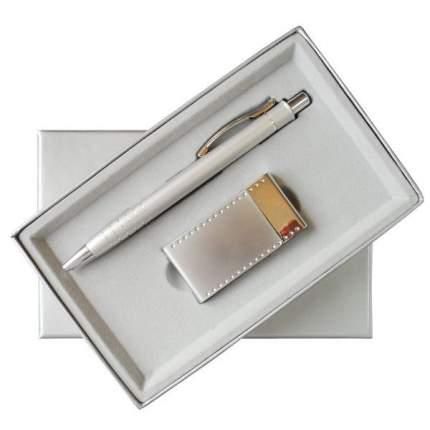 Набор: ручка шариковая + зажигалка, комбинированный|5