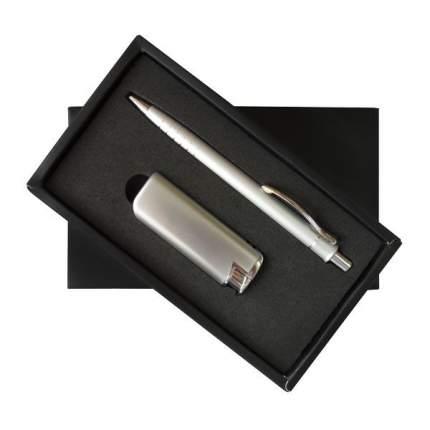 Набор: ручка шариковая + зажигалка, комбинированный|6