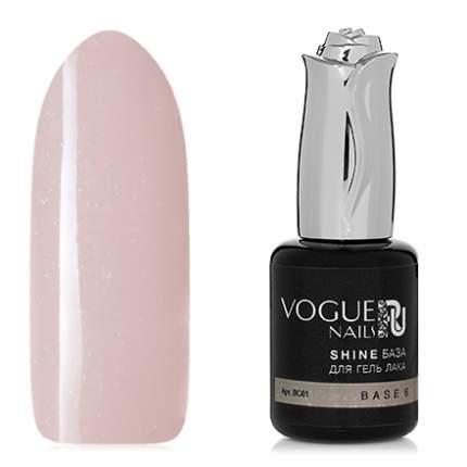 Vogue Nails, База Shine №6, 18 мл