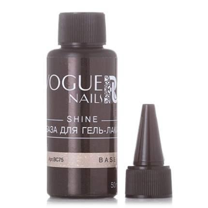 Vogue Nails, База Shine №4, 50 мл