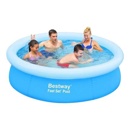Надувной бассейн BestWay 57265/57008 Fast Set 244х66 см