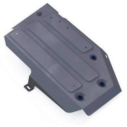 Защита бензобака и крепеж ECO для HAVAL H6 (18->) 2,0 диз. MT