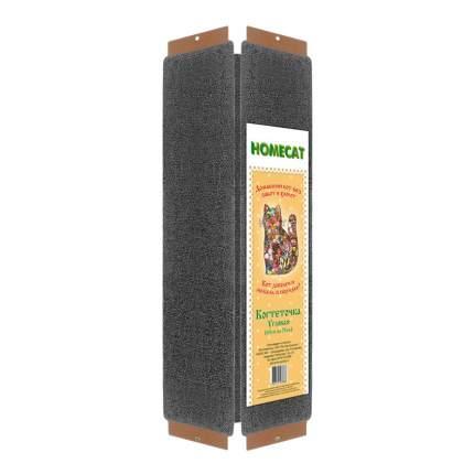 Когтеточка HOMECAT настенная, угловая, 65х25 см
