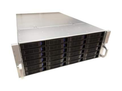 Корпус SuperMicro CSE-846BE1C-R1K28B 2 x 1280 Вт Black (CSE-846BE1C-R1K28B)