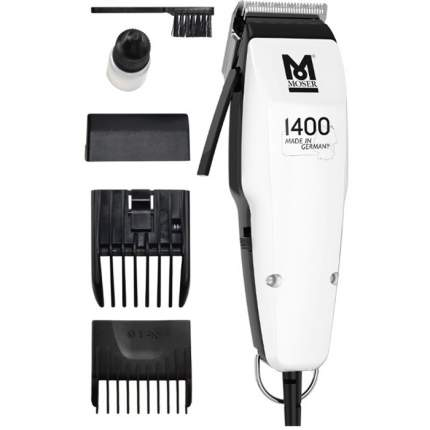 Машинка для стрижки волос Moser Hair clipper Edition White (1400-0310)
