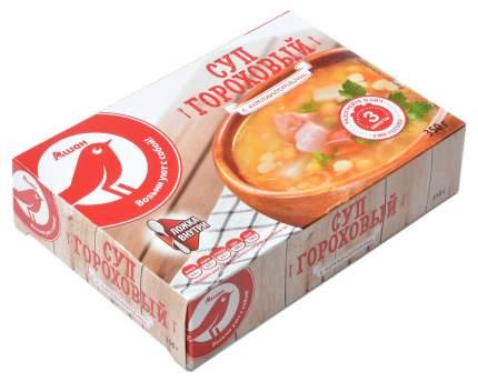 Суп АШАН гороховый с копченостями 350 г