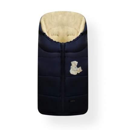 Спальный мешок в коляску Womar Wintry №12, шерсть, 10 Гранатовый