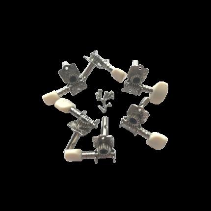 Комплект колков Rocket Pa, одиночные для акустической гитарыКомплект 6 шт