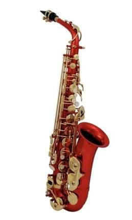 Альт саксофон Roy Benson As-202r Eb (красн. лак)
