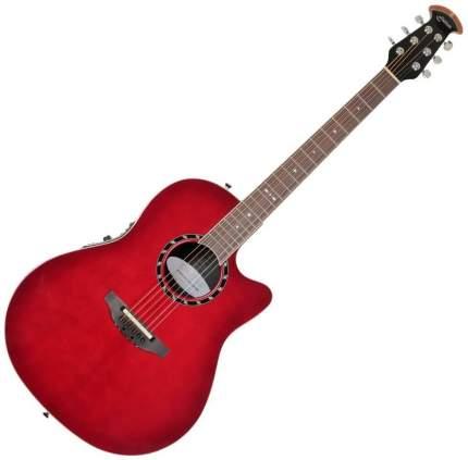 Электроакустическая гитара Ovation 2771ax-ccb Cherry Cherry Burst
