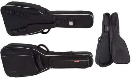 Чехол для акустической гитары Gewa Premium 20 Acoustic Black
