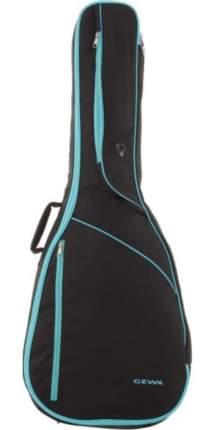 Чехол для классической гитары Gewa Ip-g Classic 4/4 Blue, синяя отделка