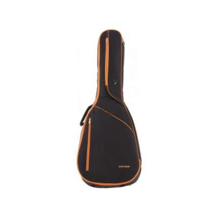 Чехол для классической гитары Gewa Ip-g Classic 4/4 Orange, оранжевая отделка