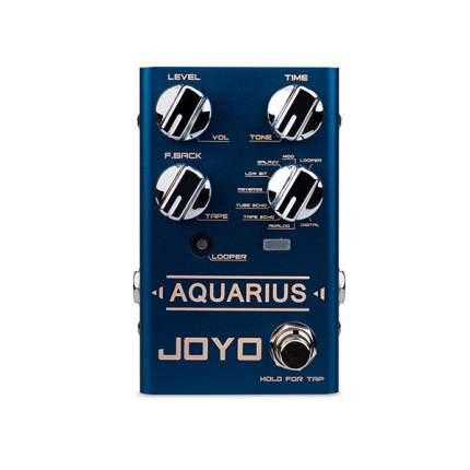 Педаль эффектов для электрогитары Joyo R-07