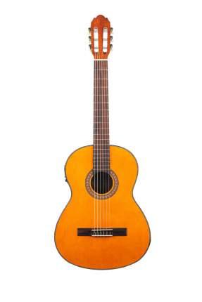 Классическая гитара с подключением Gewa E-acoustic Classic guitar Student Natural 4/4