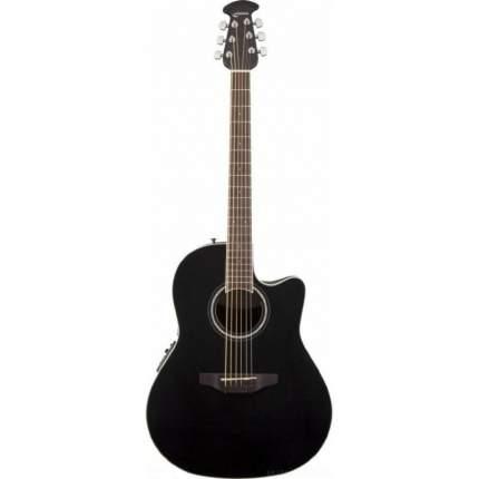 Электроакустическая гитара Ovation Cs24-5 Celebrity Standard Mid Cutaway Black
