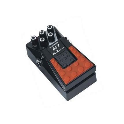 Эффект  гитарный Nux As-3 amplifier simulator