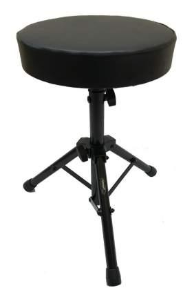 - Стул для барабанов металлический Brahner T-5/bk, круглый, без регулировки высоты 60 см