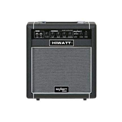 Комбо для бас гитар Hiwatt-maxwatt B 15/8