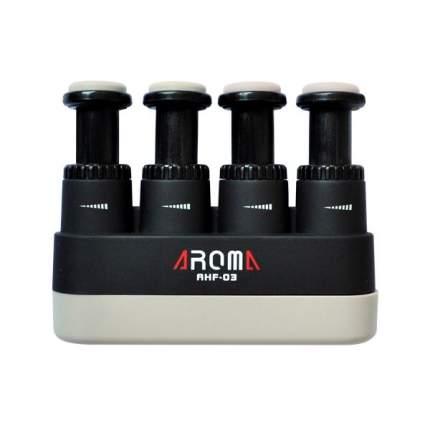 Тренажер для пальцев рук Aroma Ahf-03 black, 1,8-3,1 кг