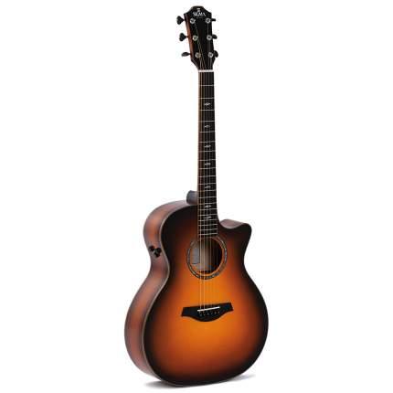 Гитара Sigma Gace-3-sb+