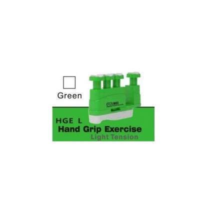 Универсальный Тренажер для пальцев рук Red Stone Hge Gr, цвет Зеленый Легкий