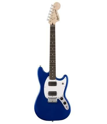 Электрогитара Fender Squier Bullet Mustang Hh Impb, цвет синий