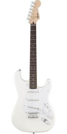 Электрогитара Fender Squier Bullet Strat Ht Awt, цвет белый