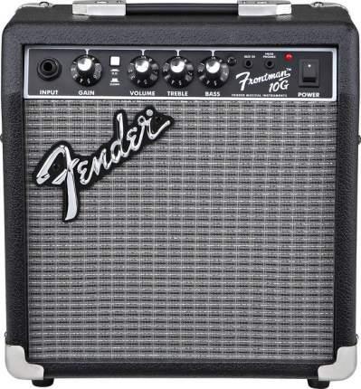 Гитарный транзисторный кобмоусилитель Fender Frontman 10g, 10вт