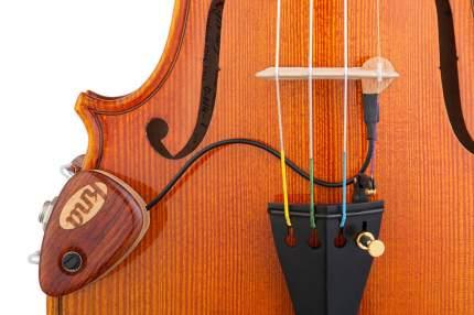 Звукосниматель для скрипки / альта Kna Vv-2, пассивный с регулировкой громк., разъем 1/4