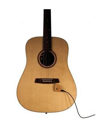 Звукосниматель для акуст. гитары и других акуст. Инструментов Kna Ap-1