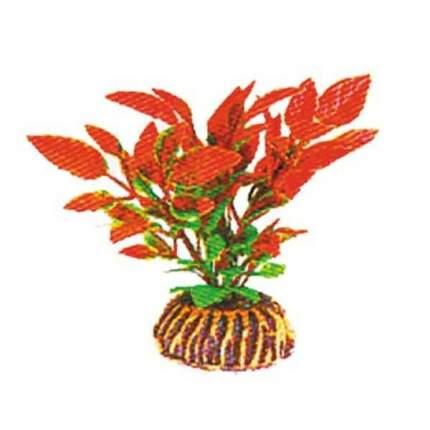 Искусственное растение для аквариума Laguna Людвигия Вариегата, 8 см