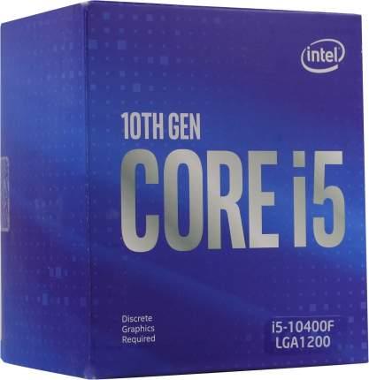 Процессор Intel Core i5 10400F Box (BX8070110400F S RH3D)