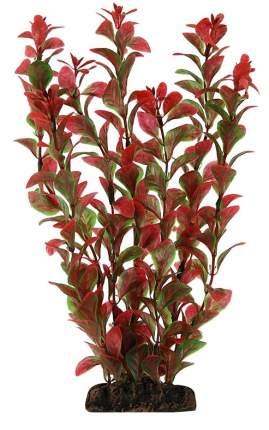 Искусственное растение для аквариума Laguna Людвигия красная, 20 см