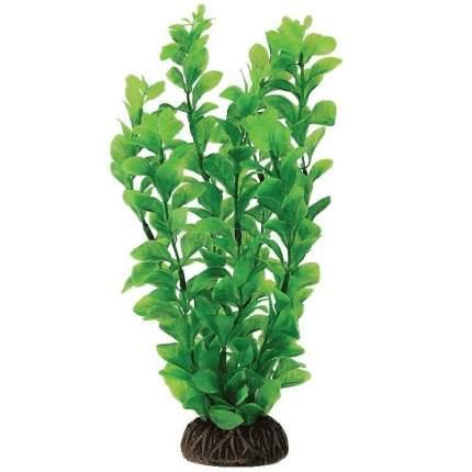 Искусственное растение для аквариума Laguna Людвигия зеленая 10 см, пластик, керамика
